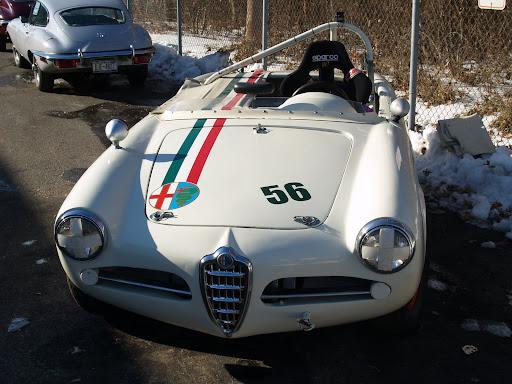 1956 Alfa Romeo Giulieta