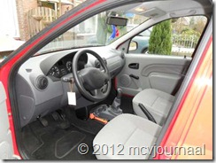 Dacia Logan MCV Rouge Passion 10