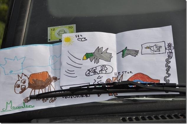 015-les dessins des bnouk m'ont accompagne tout ce voyage