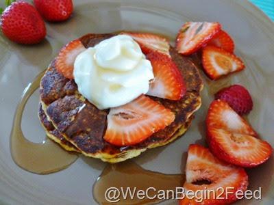 Grain Free Pancake 2