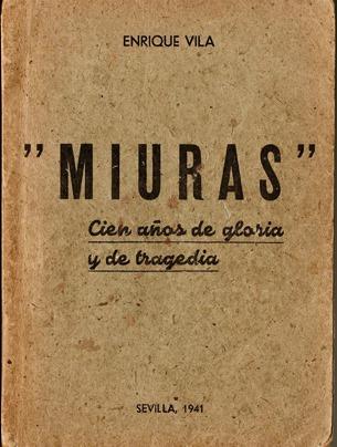 Miuras Enrique Vila (1ª ed.) 001