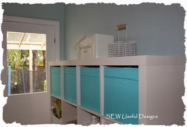 Laundry after expedit