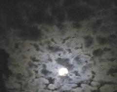 Blue moon full moon 8.31.12