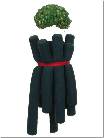 disfraz brocoli