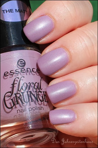 Flieder Essence Floral Grunge Madly Purpled 4