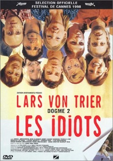 Poster Los idiotas