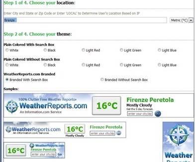 weathersReports