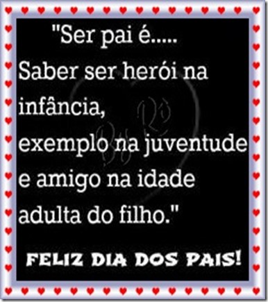 11  DE AGOSTO...DIA DOS PAIS-2