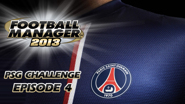 FM13 PSG Challenge Episode 4