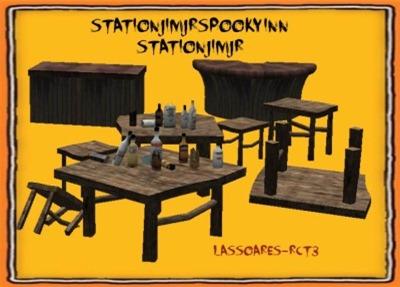 stationjimjrSpooky Inn II Scenery Itens (StationJimJr) lassoare-rct3