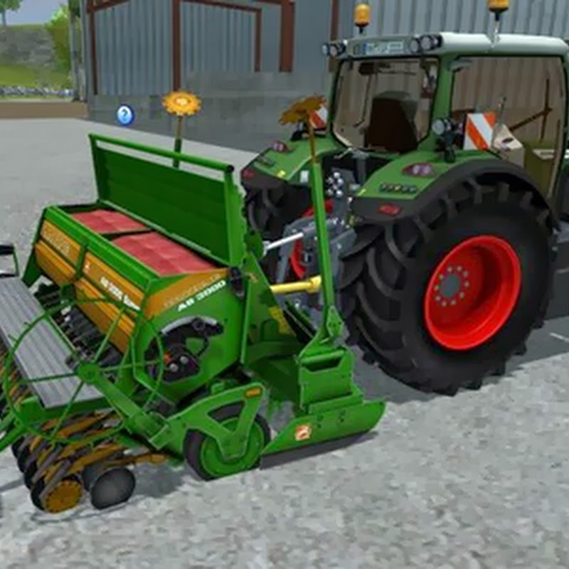 Farming simulator 2013 - Amazone AD3000 v 1.0