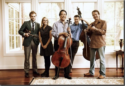 Bluegrass Puts Classical Cellist On Top!