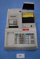 samsung cash register 1990s
