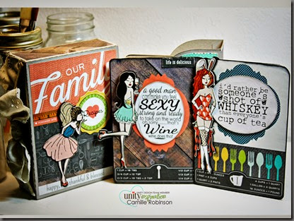 recipe reference cards