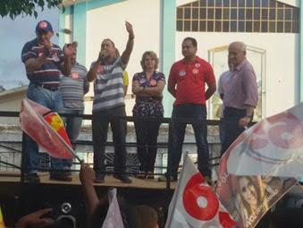 Weverton Rocha se confirma como opção na região tocantina