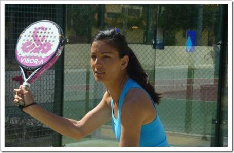Cynthia Pérez vuelve para jugar en el Bwin PPT VII Internacionales de Alicante 2012.