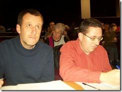 LES HERBIERS 85 VENDEE LE 11 11 2012 ALAIN BURNEL 3 EME ET WILFRID GAUTHIER 4 EME DU A