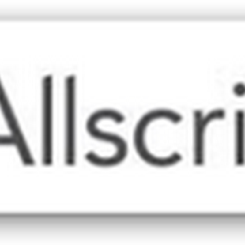 Allscripts Ends Up With a Loss for 2013 of $104 Million-United Healthcare Subsidiary Ready To Step In To Be An Allscripts Implementer And Beyond…