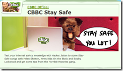Stay Safe - videos about lots of topics dealing with the internet, including cyber bullying and honesty