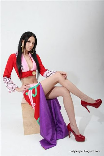 SUNNY LIN Cai Ti: Cosplayer from Taiwan