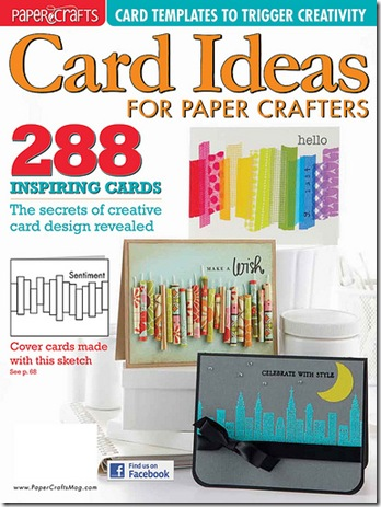 Card Ideas for Paper Crafters Cover