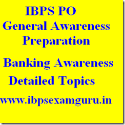 ibps po general awareness preparation