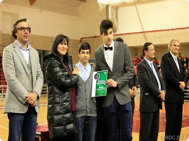 Gala Desporto 2015 (Prémio Mérito)