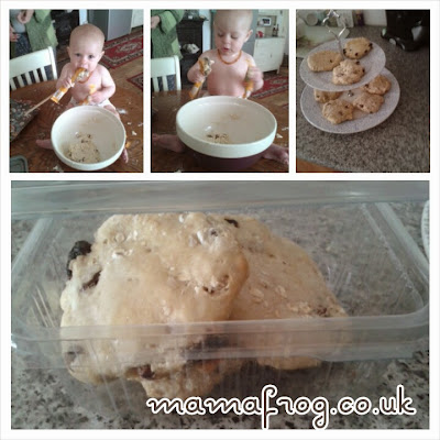 dairy free cooking for toddlers