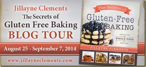 Jillayne-Clement-Secrets-of-Gluten-Free-Baking-blog-tour-banner1