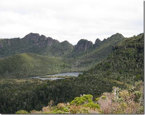 Lake Picone and Lightning Ridge