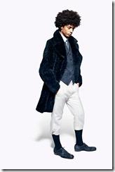 Alexander McQueen Menswear Fall 2012 1