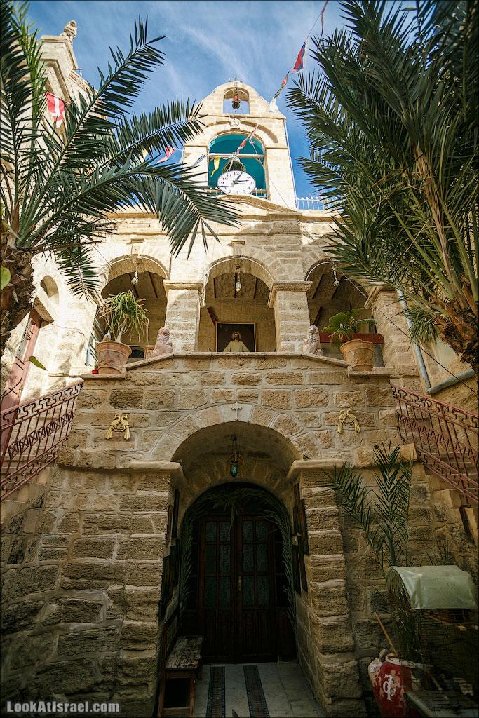 Монастырь святого Герасима (israel  путешествия пустыня монастыри и церкви иудея и самария  20130215 st gerasimus 022 5D3 8537)