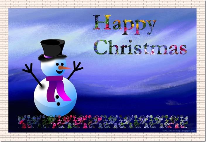 postais de natal postal christmas natal
