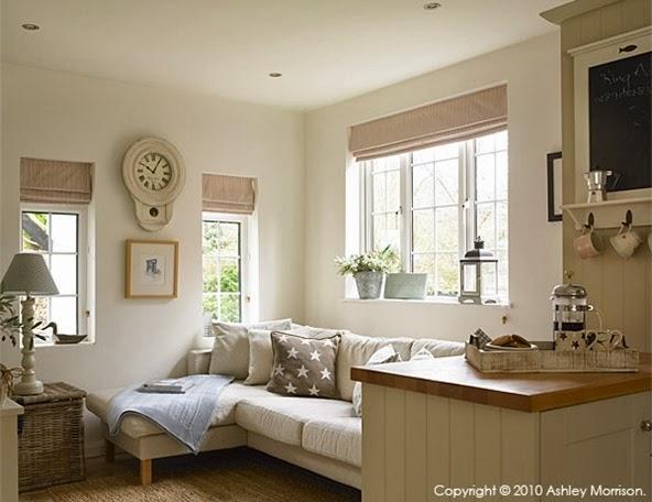 Le bellissime fotografie di interni inglesi di Ashley Morrison ...