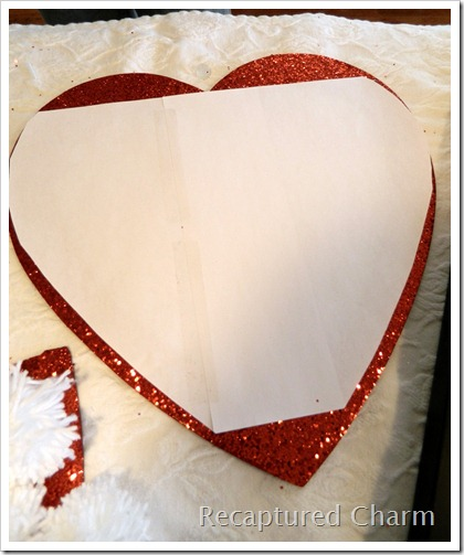 Valentine Heart Frame 034a