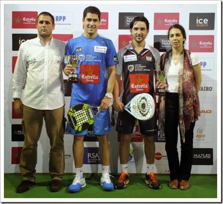 Sanyo Gutiérrez y Maxi Sánchez Campeones en Buenos Aires International Open WPT 2013
