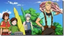 Suisei no Gargantia - 05 -7