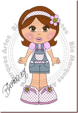 boneca andiara 2