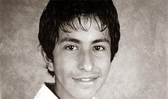 Luciano Arruga - Ojos negros
