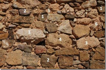 rocas ermita virgen Pilar