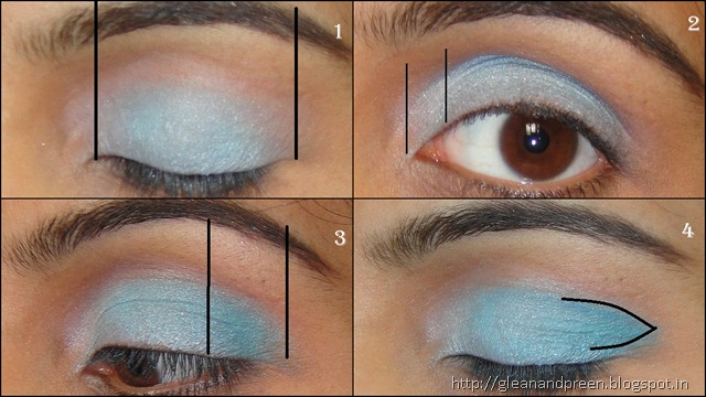 Eye Shadows - Pictorial
