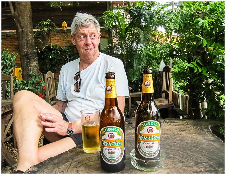 Bloag beer garden