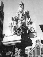 Falla Plaza del Mercado (1944). 'La llei de l'embut'.