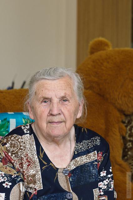 10. Анастасия Никаноровна Замулко. Мозырь. 2011 г.