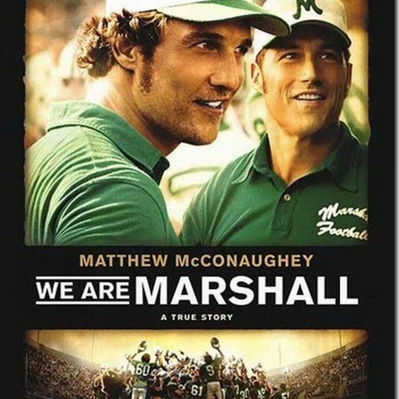ทีมกู้ฝัน เดิมพันเกียรติยศ WE ARE MARSHALL