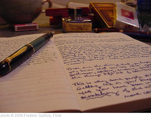 'Writing Tools' photo (c) 2006, Frederic Guillory - license: https://creativecommons.org/licenses/by-sa/2.0/