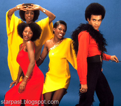 Boney M PNG Version