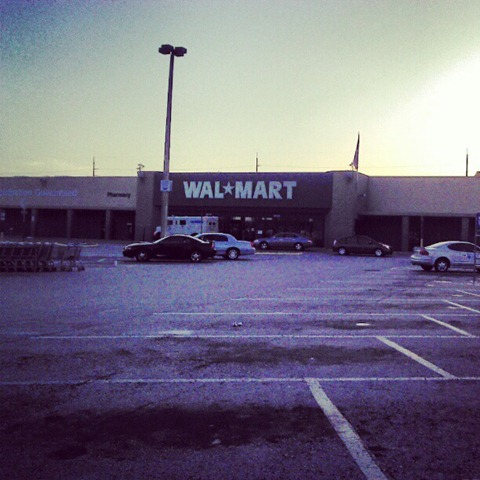 walmart closed