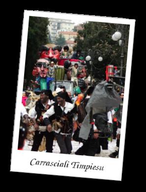 Fotografia che mostra il Carrasciali Timpiesu