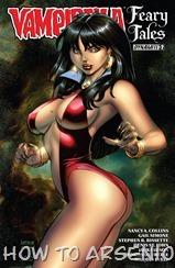 Vampirella Feary Talesb